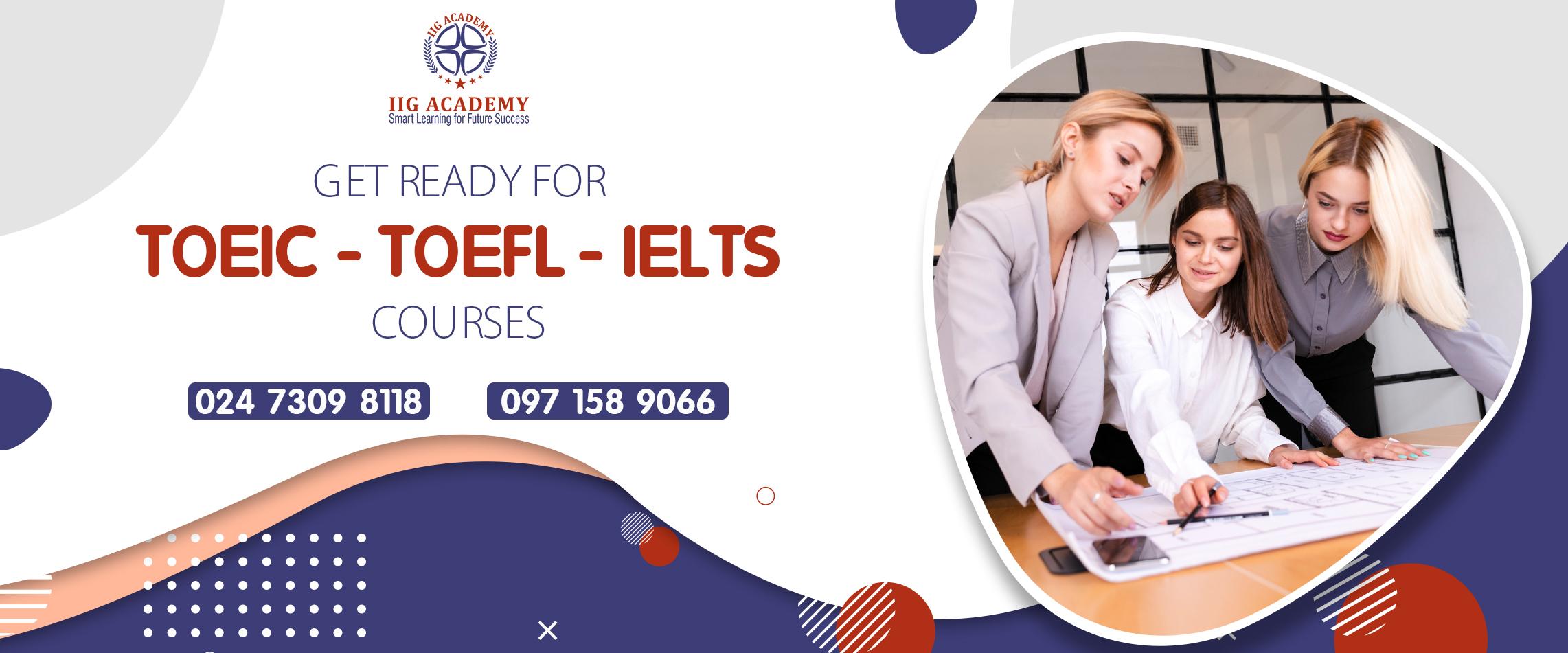 Luyện thi TOEFL & TOEFL iBT