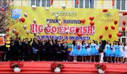 Sôi động Festival tiếng Anh trường THCS Nam Trung Yên cùng IIG Academy