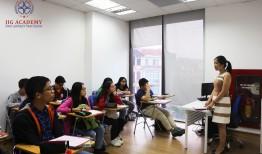KHAI GIẢNG LỚP HỌC BỔNG TOEFL iBT IIG ACADEMY – AMERICAN CENTER