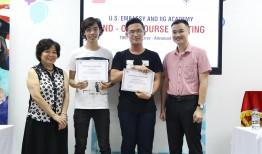 CHẶNG ĐƯỜNG CHINH PHỤC GIẤC MƠ MỸ CÙNG  TOEFL iBT
