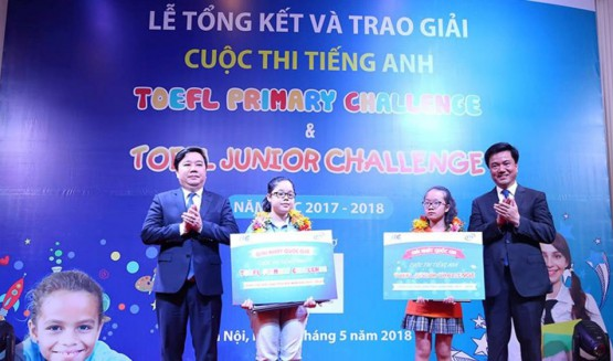 Cuộc thi Toefl Primary Challenge 2018 đang đến gần, liệu phụ huynh và con đã THẬT SỰ SẴN SÀNG cho cuộc thử sức, tranh tài tiếng Anh năm nay⁉️