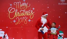 Chào đón Giáng sinh cùng học sinh trường Tiểu Học Nam Từ Liêm