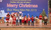 Học sinh trường Tiểu học Mỹ Đình 1 chào đón Giáng sinh cùng IIG Academy