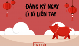 LỊCH KHAI GIẢNG CÁC LỚP TOEIC THÁNG 2/2019 – ĐĂNG KÝ NGAY NHẬN LÌ XÌ LIÊN TAY