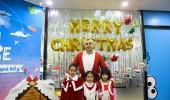 Cùng con đón Giáng Sinh đặc biệt tại lớp Sesame Street English