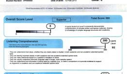 BẠN PHẠM KIÊN MINH XUẤT SẮC ĐẠT 900/900 TOEFL JUNIOR